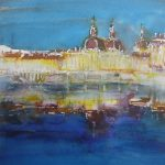 paysage aquarelle 3