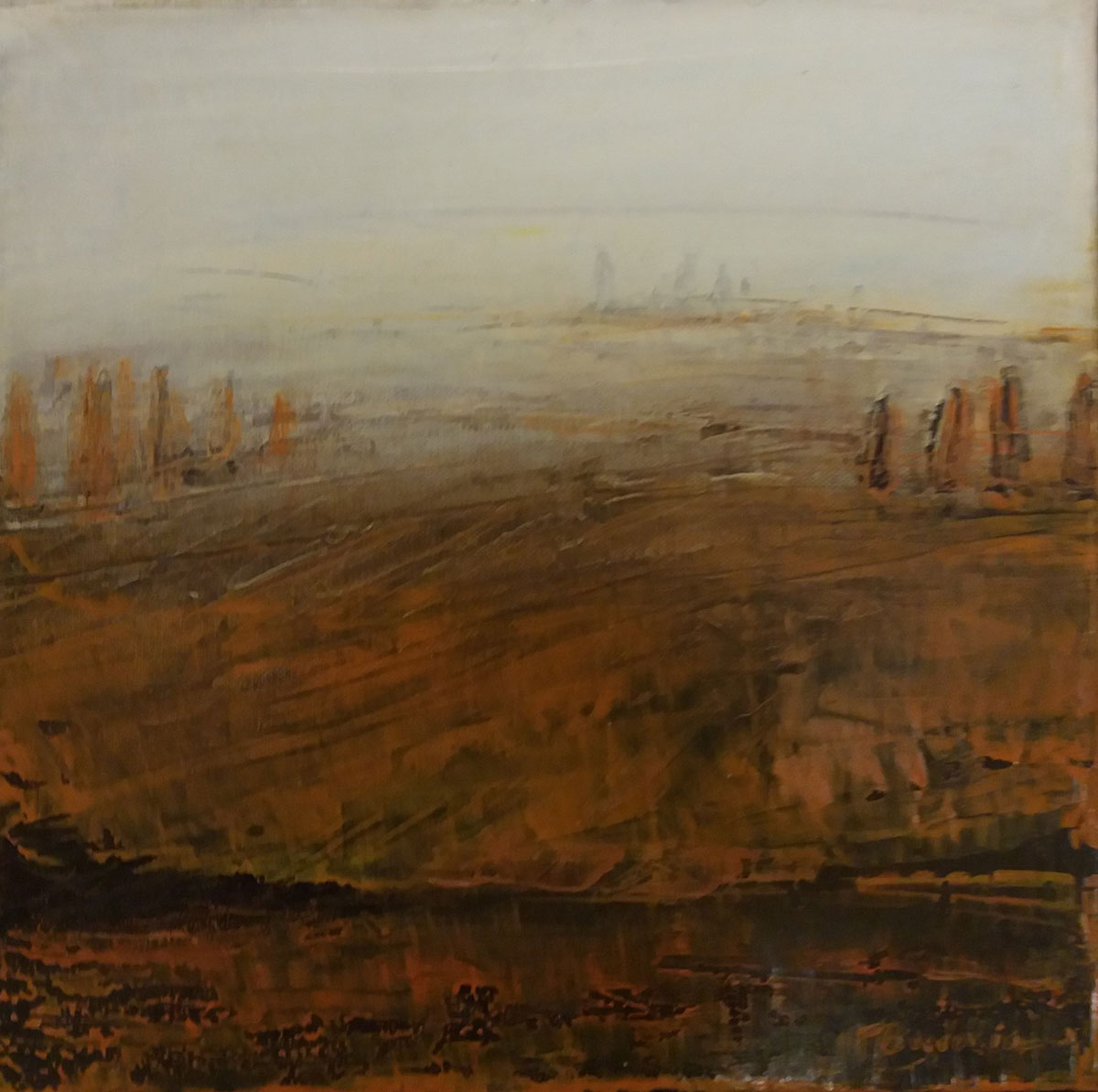 paysage huile 14