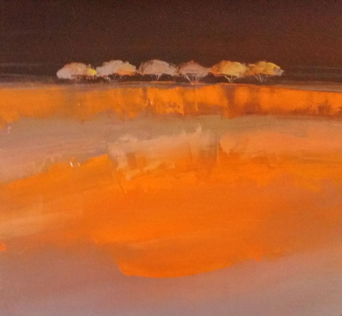 paysage huile 20