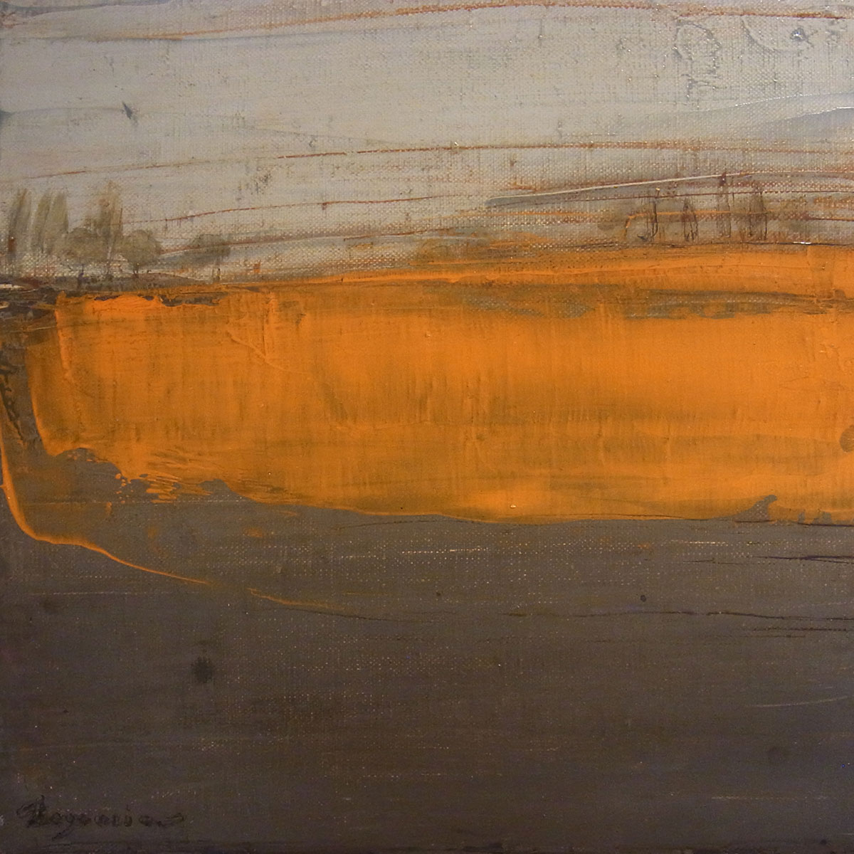 paysage huile 21