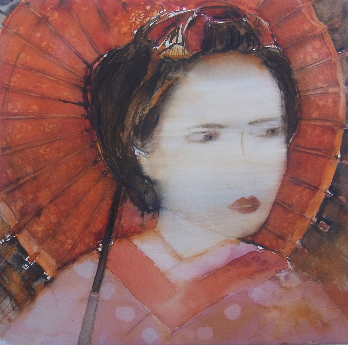 femme aquarelle 5