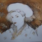 femme aquarelle 9
