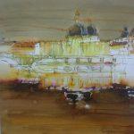 paysage aquarelle 5