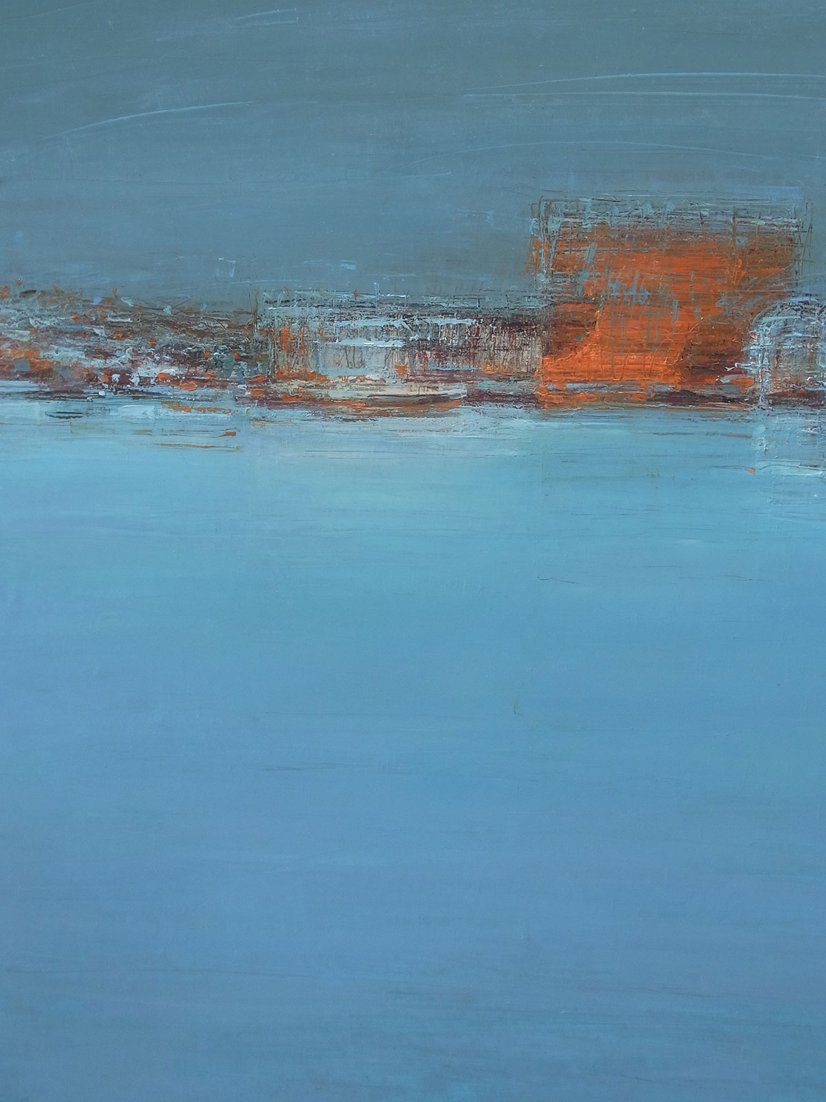paysage huile 12