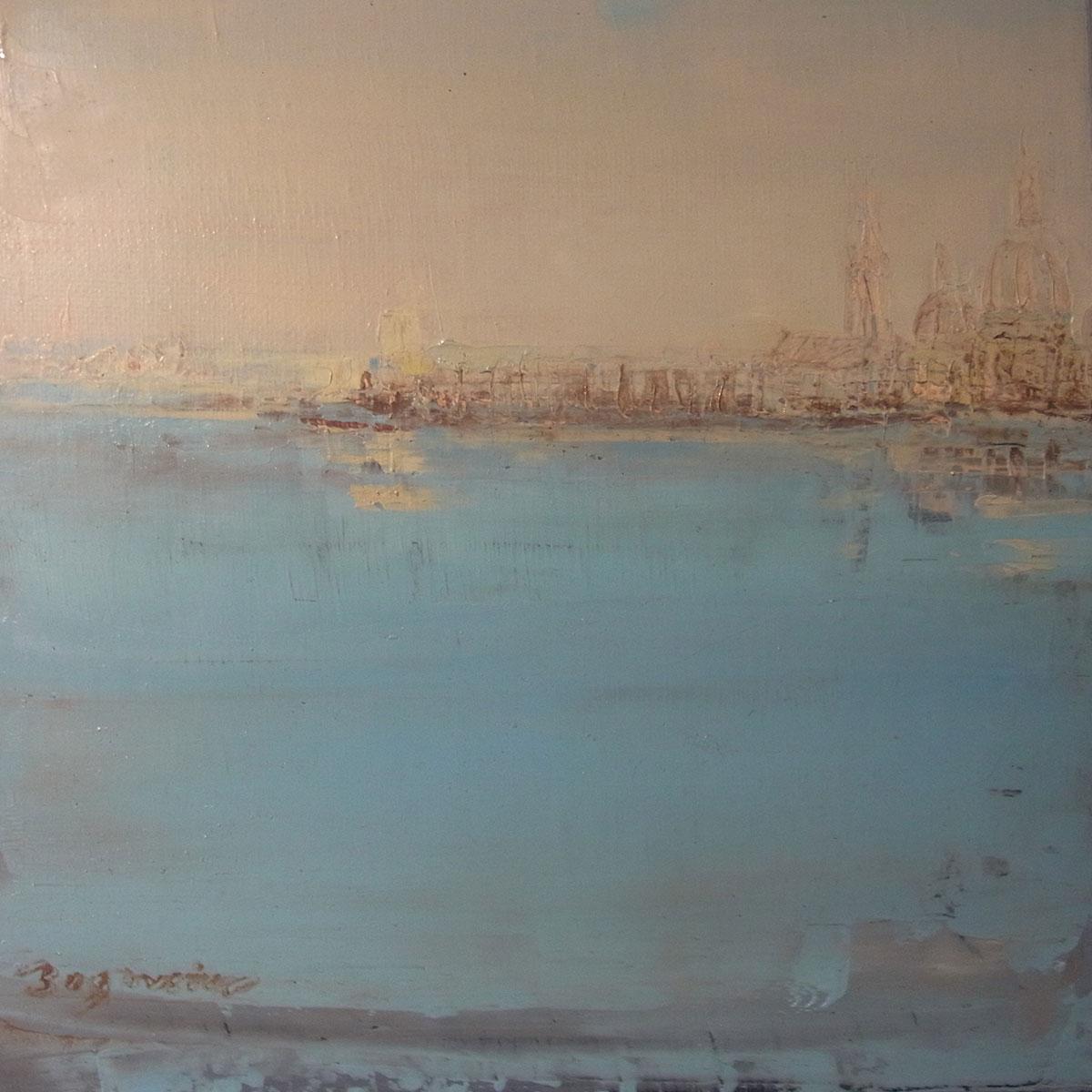 paysage huile 15