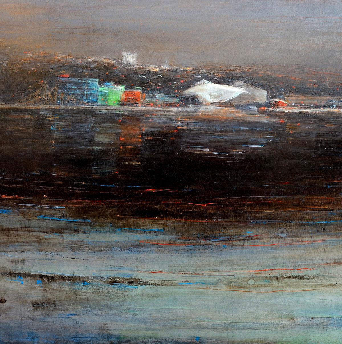 paysage huile 3