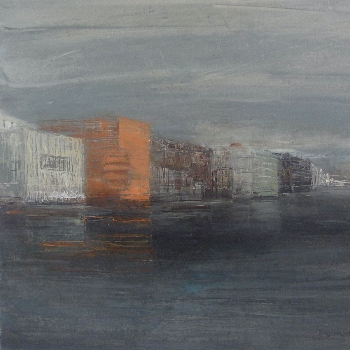 paysage huile 5