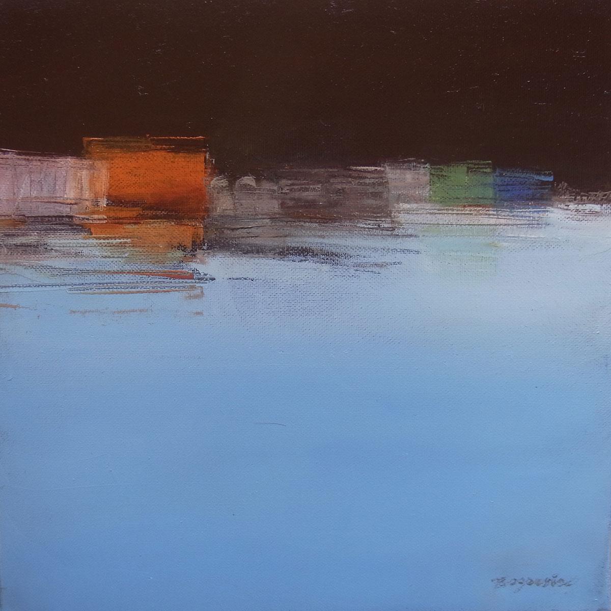 paysage huile 6