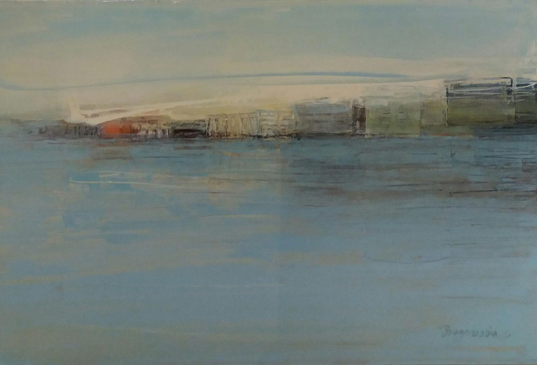 paysage huile 7