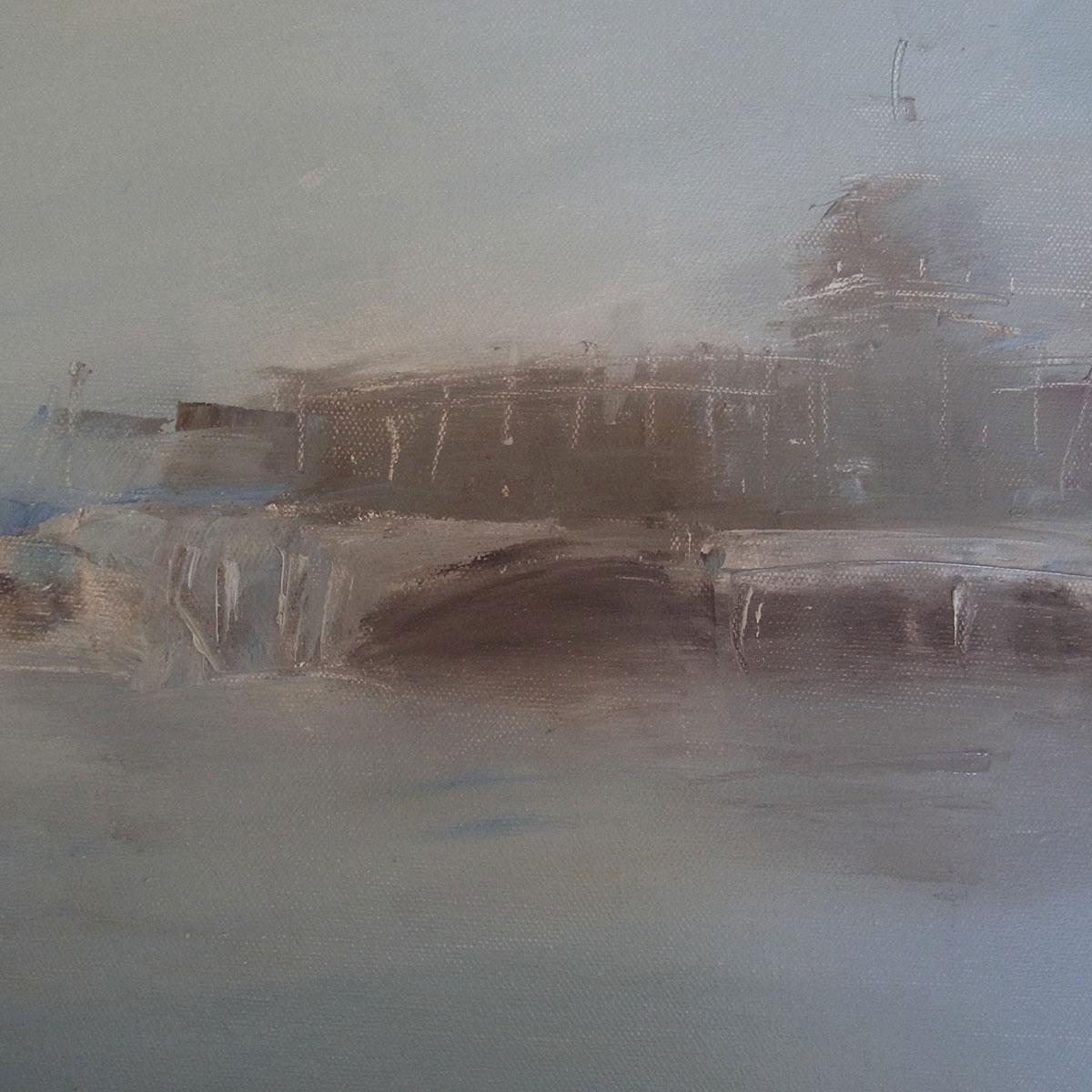 paysage huile 8